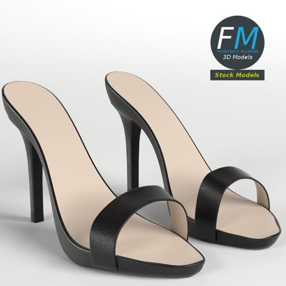Heeled Sandals 1