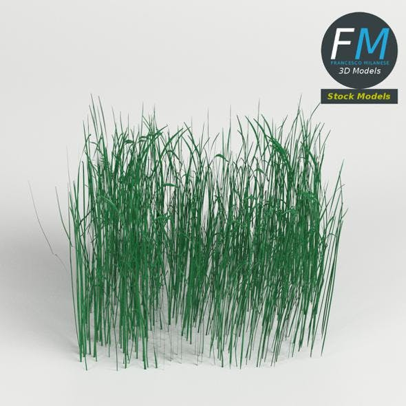 High grass module - 3DOcean Item for Sale