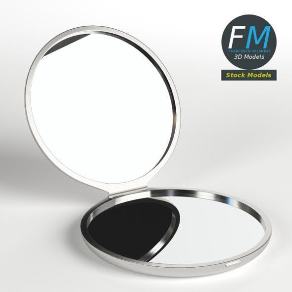 Makeup Pocket Mirror - 3DOcean Item for Sale