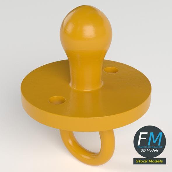 Pacifier - 3DOcean Item for Sale