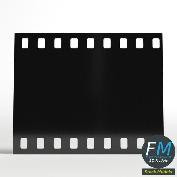Photo Film Module - 3DOcean Item for Sale