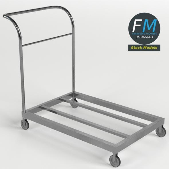 Platform trolley cart 2