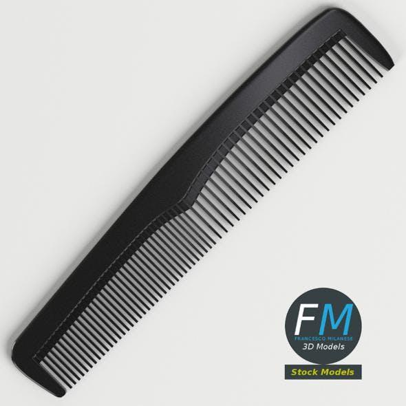 Pocket comb - 3DOcean Item for Sale