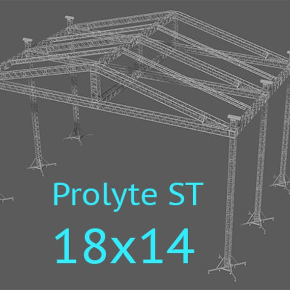 Prolyte ST 18x14 roof