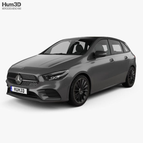 Mercedes-Benz B-Class (W247) AMG Line 2019 - 3DOcean Item for Sale