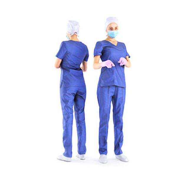 Surgical nurse 17