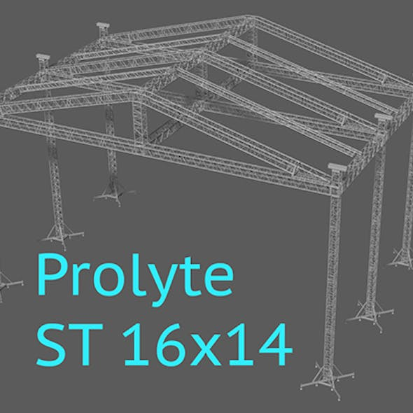 Prolyte ST 16x14 roof