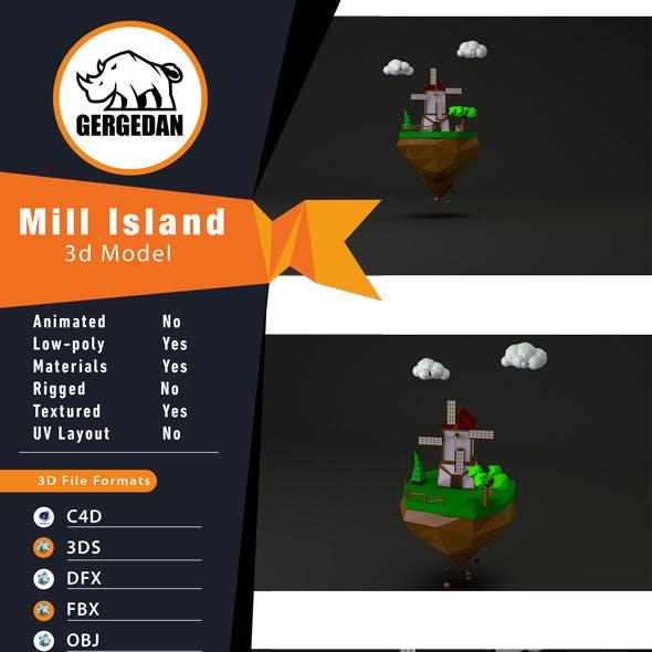 Mill Island