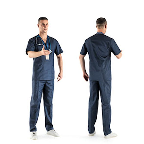 Male surgical doctor 03