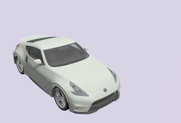 Nissan 370z Nismo - 3DOcean Item for Sale