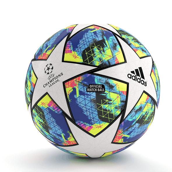 UEFA CHAMPIONS LEAGUE FINALE 19