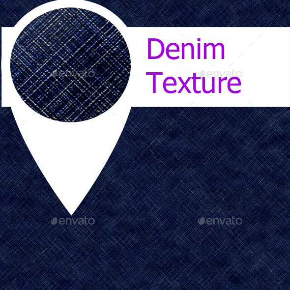 Denim Texture - 3DOcean Item for Sale