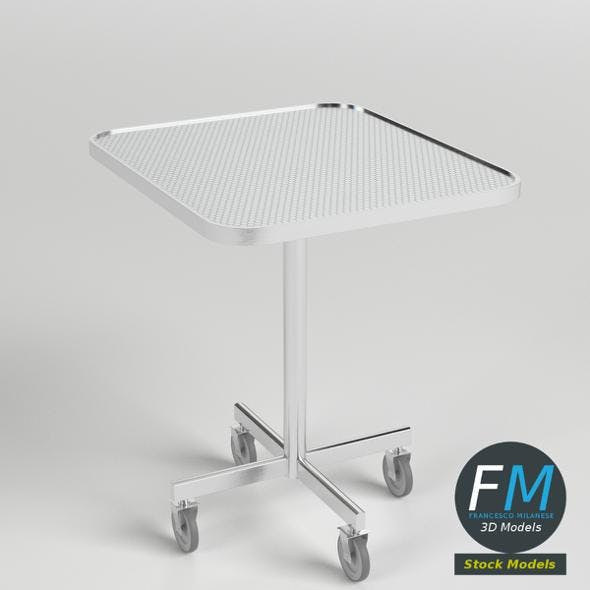 Trolley cart 1 - 3DOcean Item for Sale