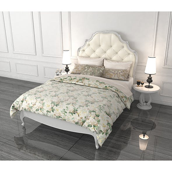 Classic Bed 2