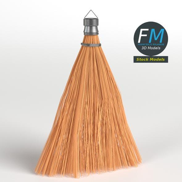 Whisk broom - 3DOcean Item for Sale
