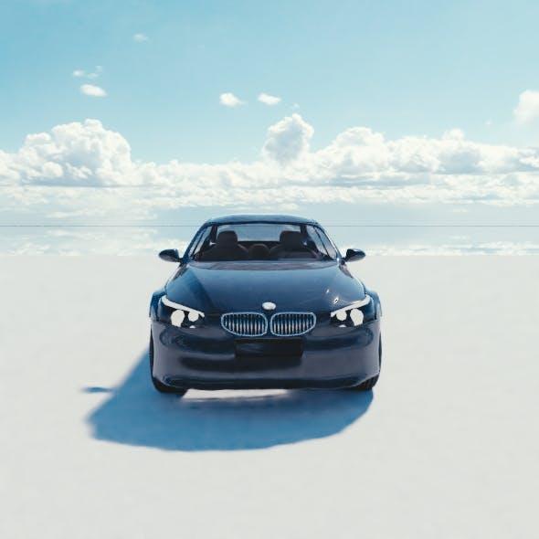 BMW Car - 3DOcean Item for Sale