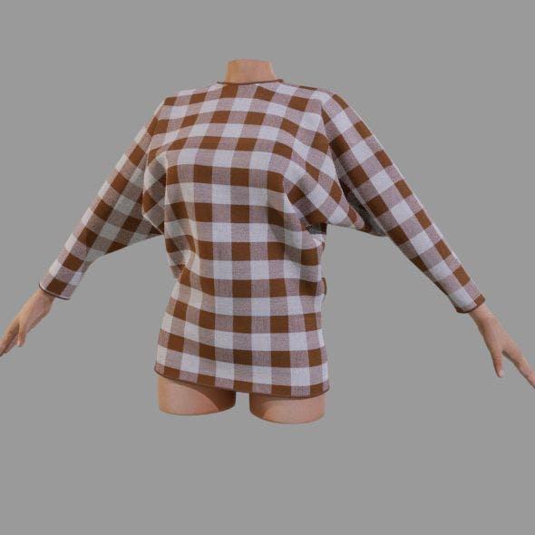 Dolman shirt