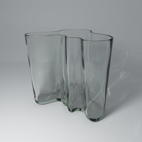 Savoy Vase 1937 - Alvar Aalto