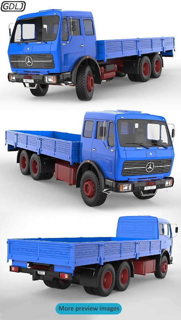 Mercedes Benz NG 1632 - 3DOcean Item for Sale