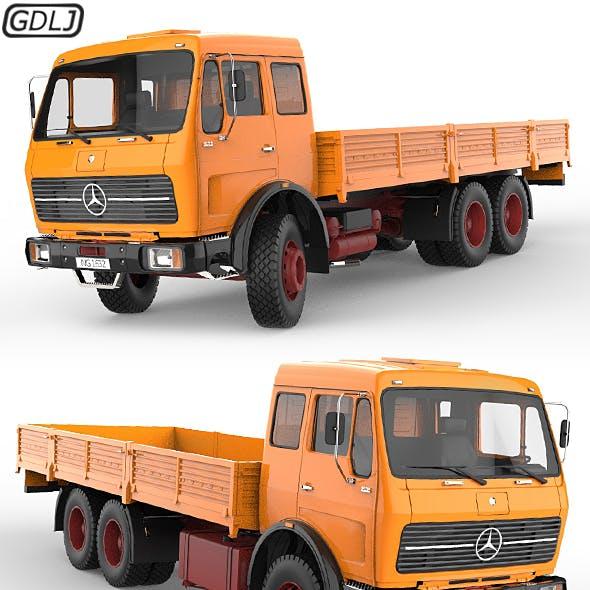 Mercedes Benz NG 1632