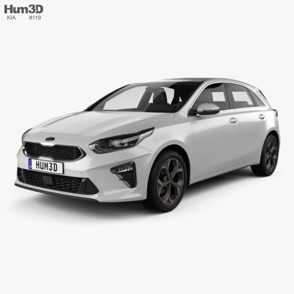 Kia Ceed hatchback 2018