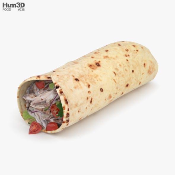 Shawarma - 3DOcean Item for Sale