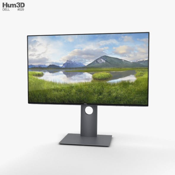 Dell Monitor U2419H 24 - 3DOcean Item for Sale