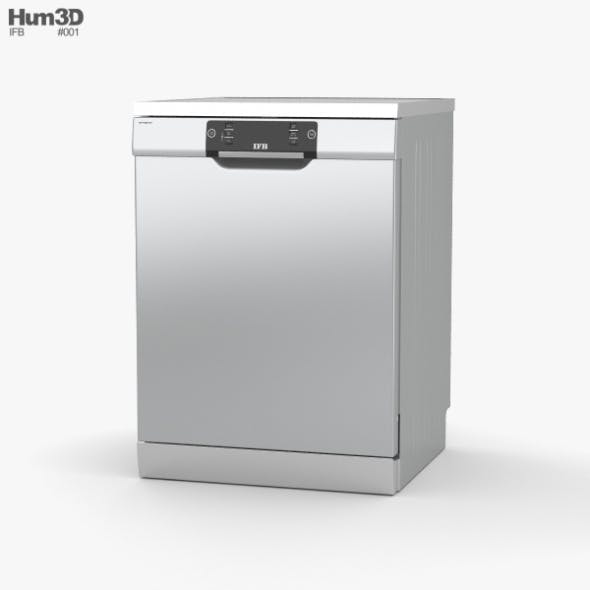 IFB Neptune SX1 Dishwasher - 3DOcean Item for Sale