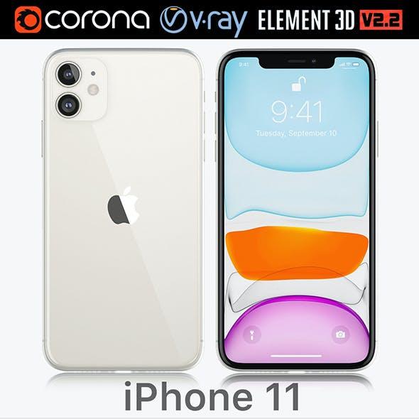 Apple iPhone 11 White 2019