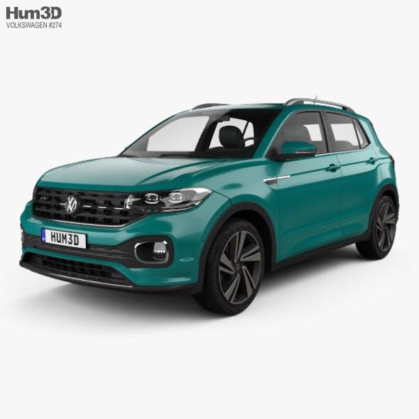 Volkswagen T-Cross R-Line 2019 - 3DOcean Item for Sale
