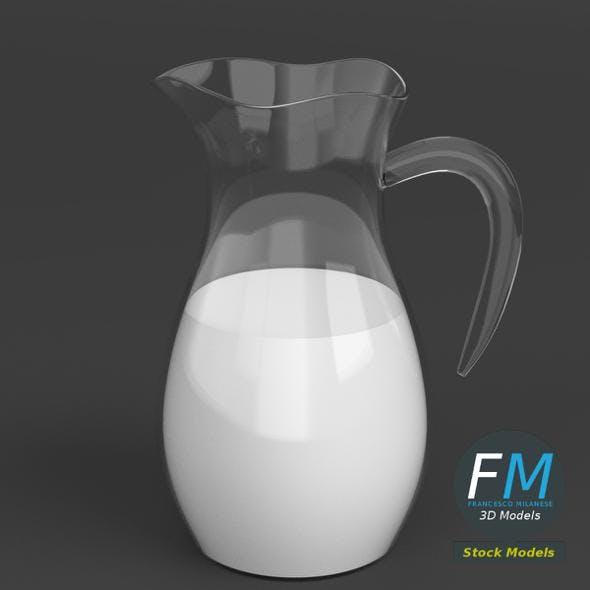 Milk carafe