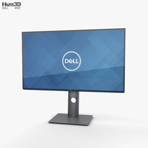 Dell 32-inch Monitor U3219Q - 3DOcean Item for Sale