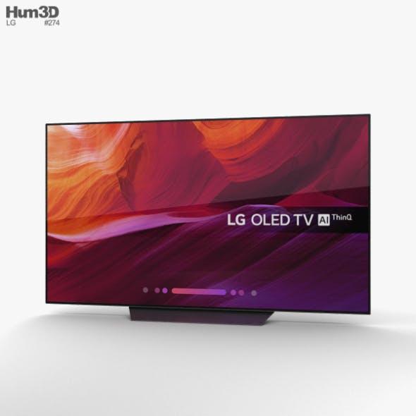 LG OLED TV B8 65