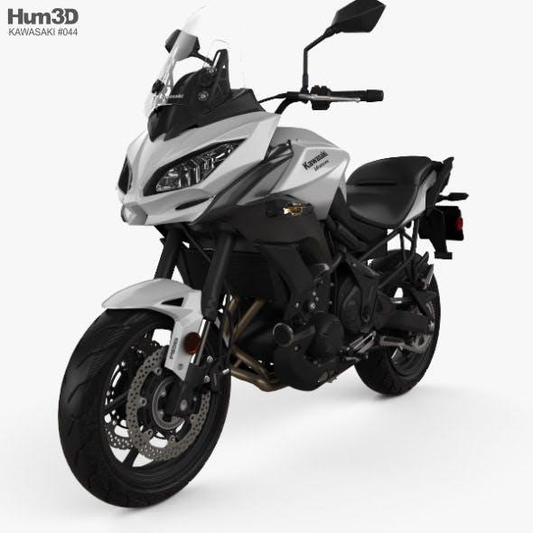 Kawasaki Versys 650 2018 - 3DOcean Item for Sale