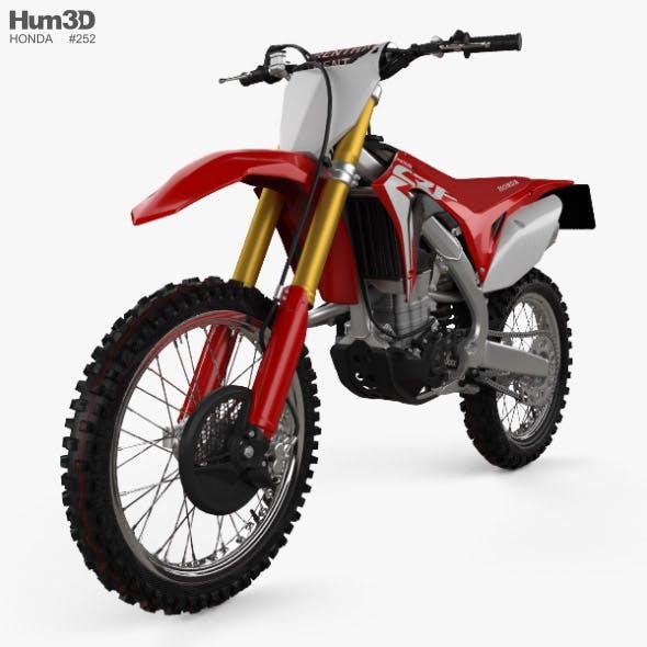 Honda CRF450R 2018