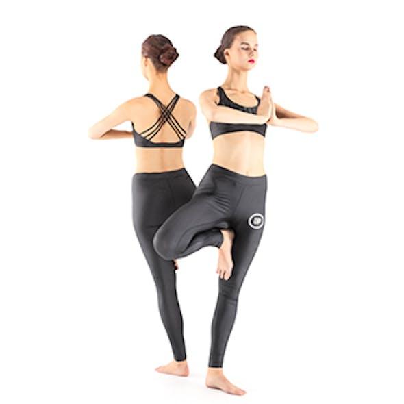 Woman practicing yoga 29