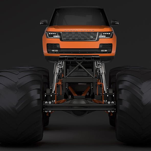 Monster Truck Range Rover SVAutobiography Dynamic