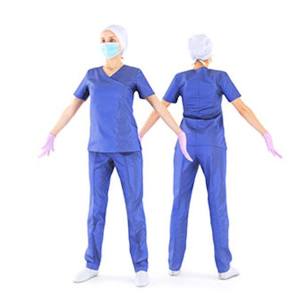 Female nurse 21
