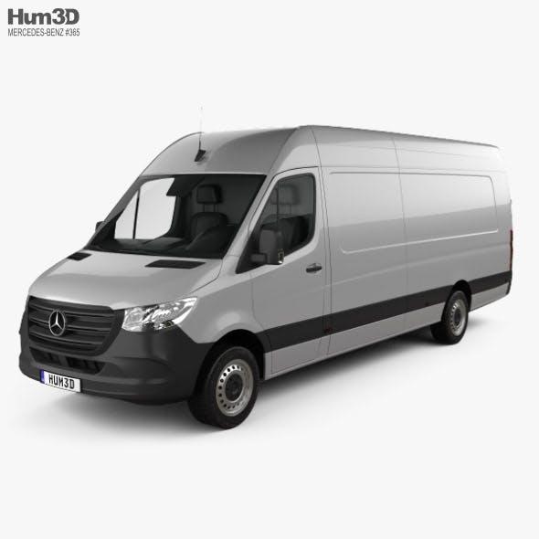 Mercedes-Benz Sprinter Panel Van L4H2 2019 - 3DOcean Item for Sale