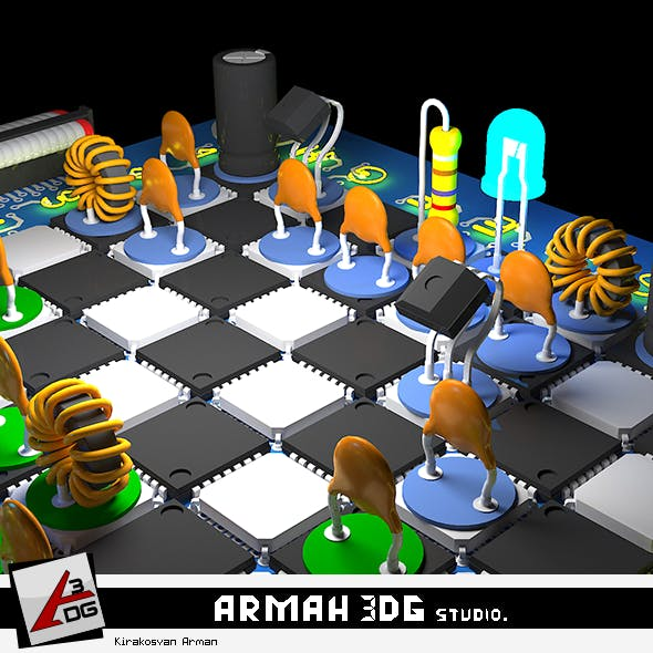 Virtual chess