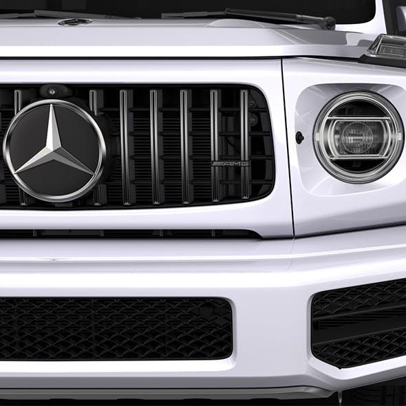 Mercedes AMG G 63 W463 2019 Limousine