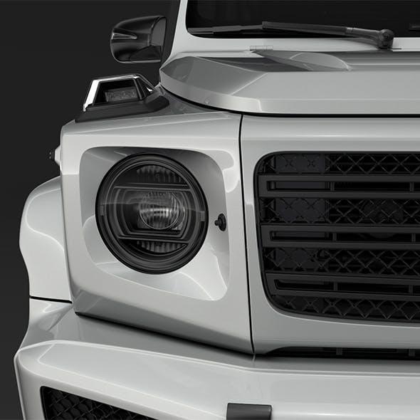 Mercedes Benz G 350d AMG Line W464 2019 - 3DOcean Item for Sale