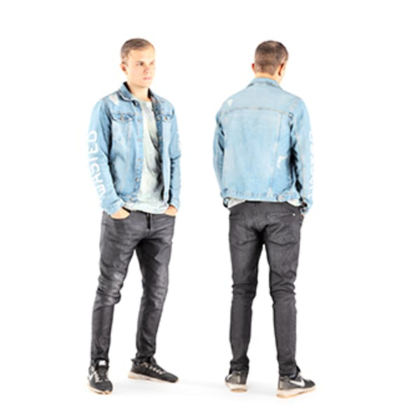 Man casual style 06