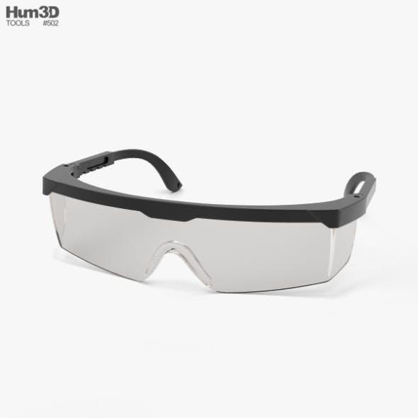 Safety Glasses - 3DOcean Item for Sale