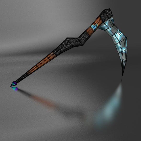 scythe Lightning braid - 3DOcean Item for Sale