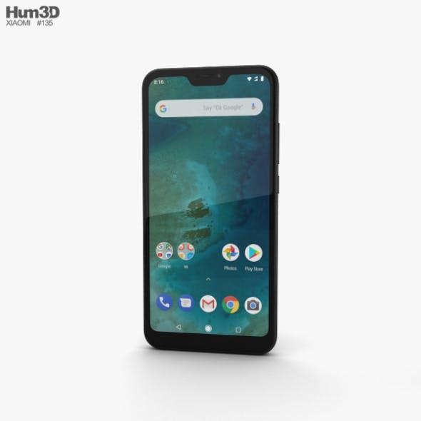 Xiaomi Mi A2 Lite Black