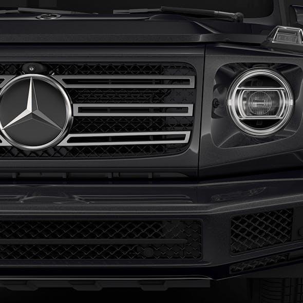 Mercedes Benz G 550 W464 2019 Limousine - 3DOcean Item for Sale