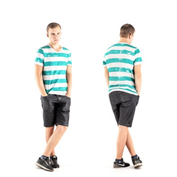 Man casual style 08