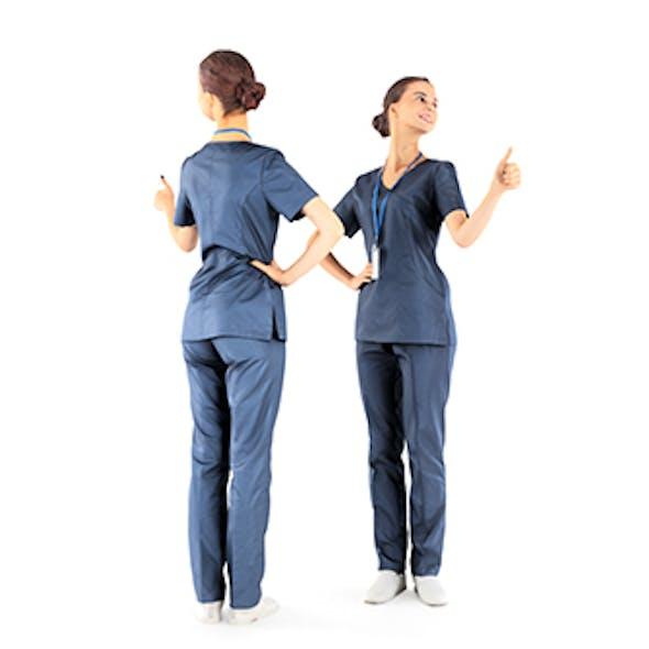 Surgical nurse 42