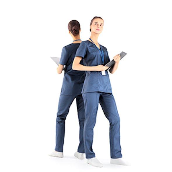 Surgical nurse 43